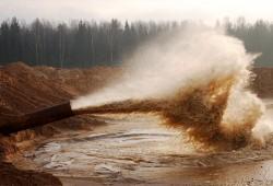 применение мытого песка