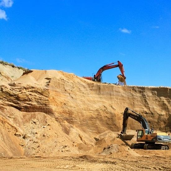 Песок в Серпухове