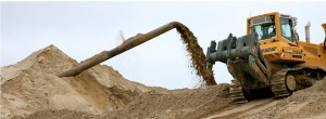 Песок в Дедовске