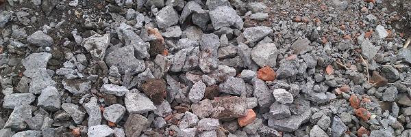 рецикл бетона