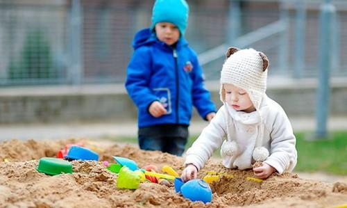 купить песок для песочницы