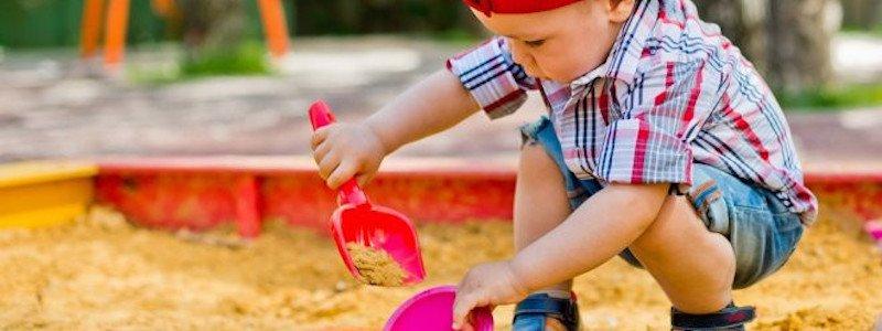Песок для детских площадок в Москве