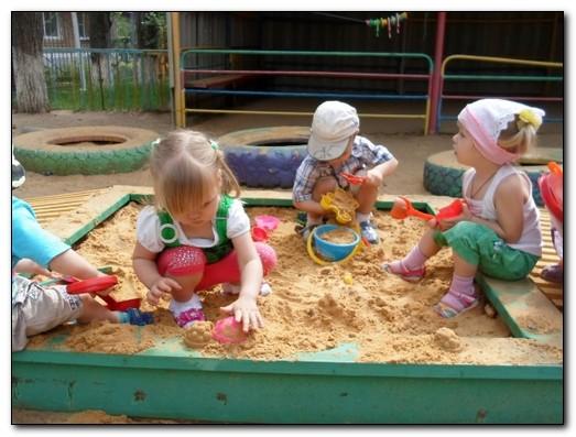 Песок для детских песочниц цена