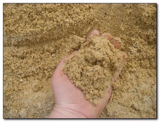 песок для строительных работ природный цена за куб