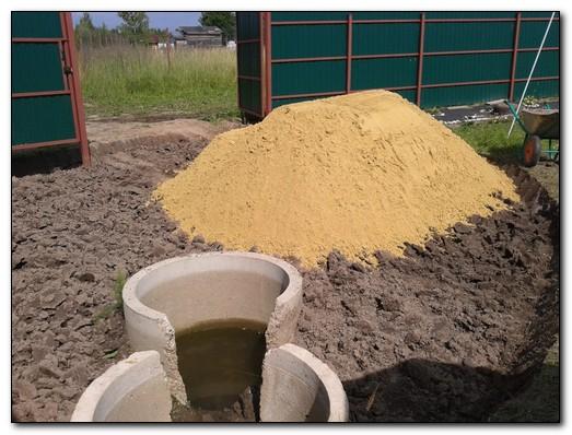 песок для жби