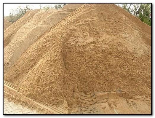 Характеристики строительного песка