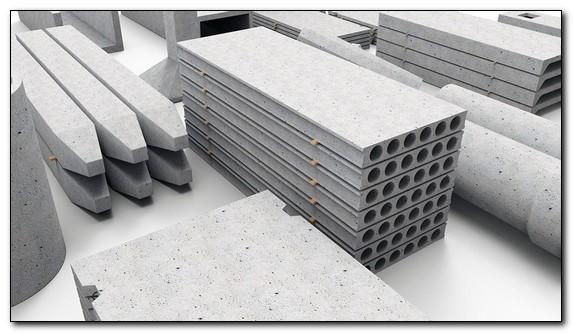 изготовление продукции из бетона