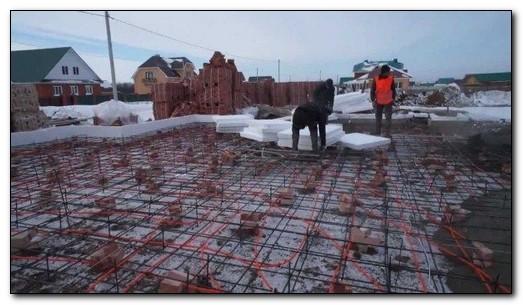 Уход за бетоном в зимнее время и летом
