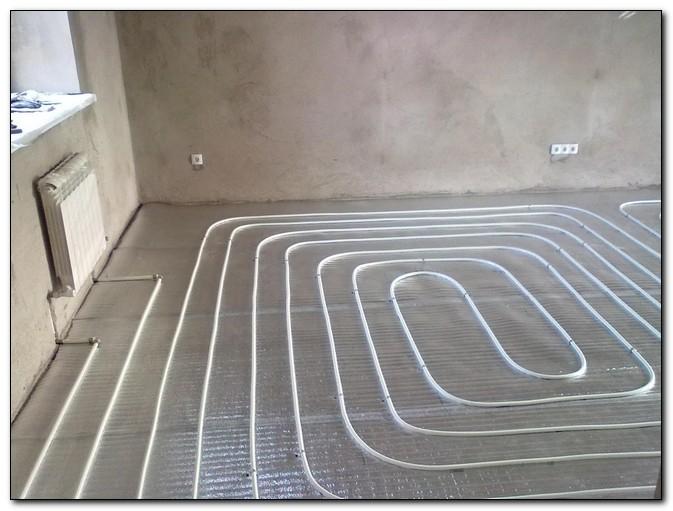 теплый пол от отопления в квартире