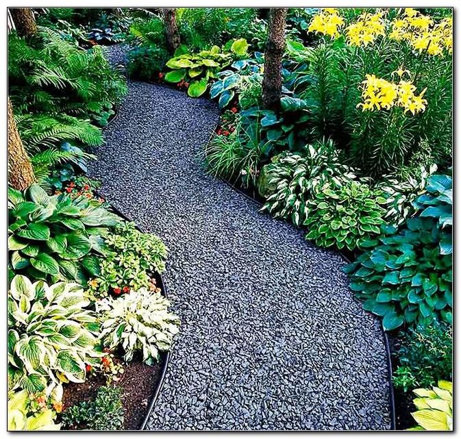 Выбор правильного щебня для садовых дорожек