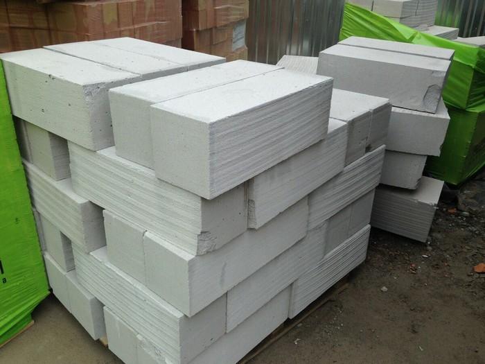 Блоки для бани