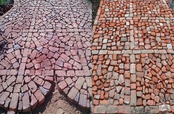 Применение вторичных строительных материалов