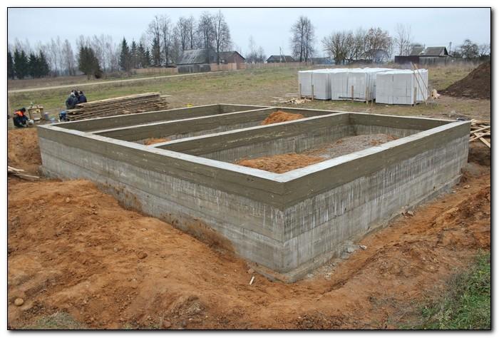 Как правильно построить дом на участке